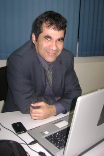 O promotor de justiça Lindonjonson Gonçalves de Sousa