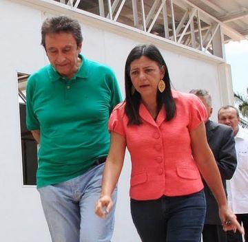 Ricardo e Roseana: associação criminosa, segundo o MP