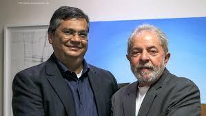 Lula defende maior participação de Dino no debate político nacional